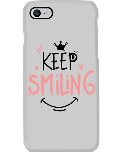 keep smiling best gift for happy face smile emojie