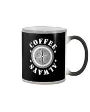ALWAYS COFFEE MUG Color Changing Mug color-changing-right