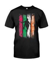 SKATEBOARD TSHIRT Classic T-Shirt thumbnail