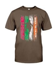 SKATEBOARD TSHIRT Classic T-Shirt tile