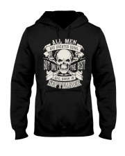 September Hooded Sweatshirt front