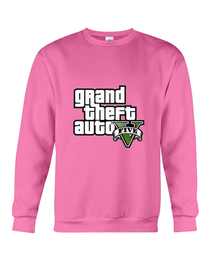 Grand  Theft Auto V   Crewneck Sweatshirt