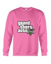 Grand  Theft Auto V   Crewneck Sweatshirt front