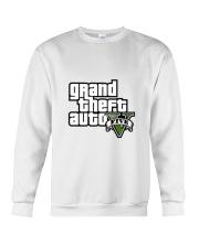 Grand  Theft Auto V   Crewneck Sweatshirt thumbnail