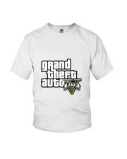 Grand  Theft Auto V   Youth T-Shirt thumbnail
