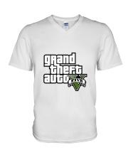 Grand  Theft Auto V   V-Neck T-Shirt thumbnail