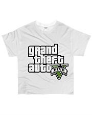Grand  Theft Auto V   All-over T-Shirt thumbnail