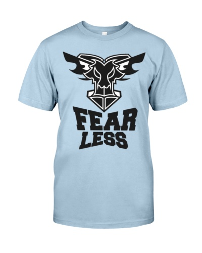 Fear Less Black Goat Shirt Farmer Shirt Goat Shirt
