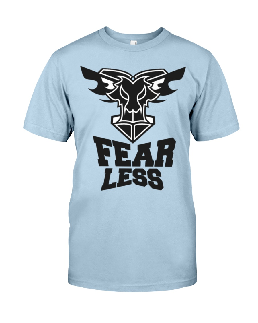 Fear Less Black Goat Shirt Farmer Shirt Goat Shirt Classic T-Shirt