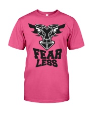 Fear Less Black Goat Shirt Farmer Shirt Goat Shirt Premium Fit Mens Tee thumbnail