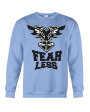 Fear Less Black Goat Shirt Farmer Shirt Goat Shirt Crewneck Sweatshirt thumbnail