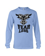 Fear Less Black Goat Shirt Farmer Shirt Goat Shirt Long Sleeve Tee thumbnail