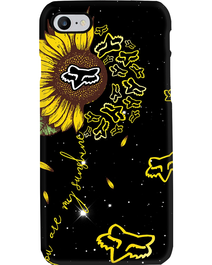 Fox Sunshine Phone Case