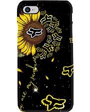 Fox Sunshine Phone Case i-phone-7-case
