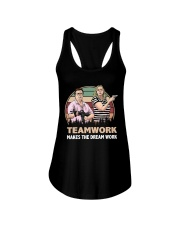 Teamwork  Ladies Flowy Tank thumbnail