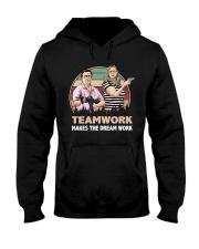 Teamwork  Hooded Sweatshirt thumbnail