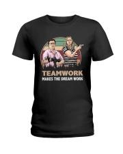 Teamwork  Ladies T-Shirt thumbnail