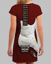 Guitar Dress 0001 All-over Dress aos-dress-back-lifestyle-3