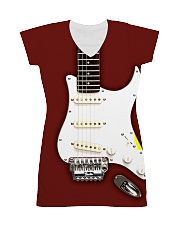 Guitar Dress 0001 All-over Dress front