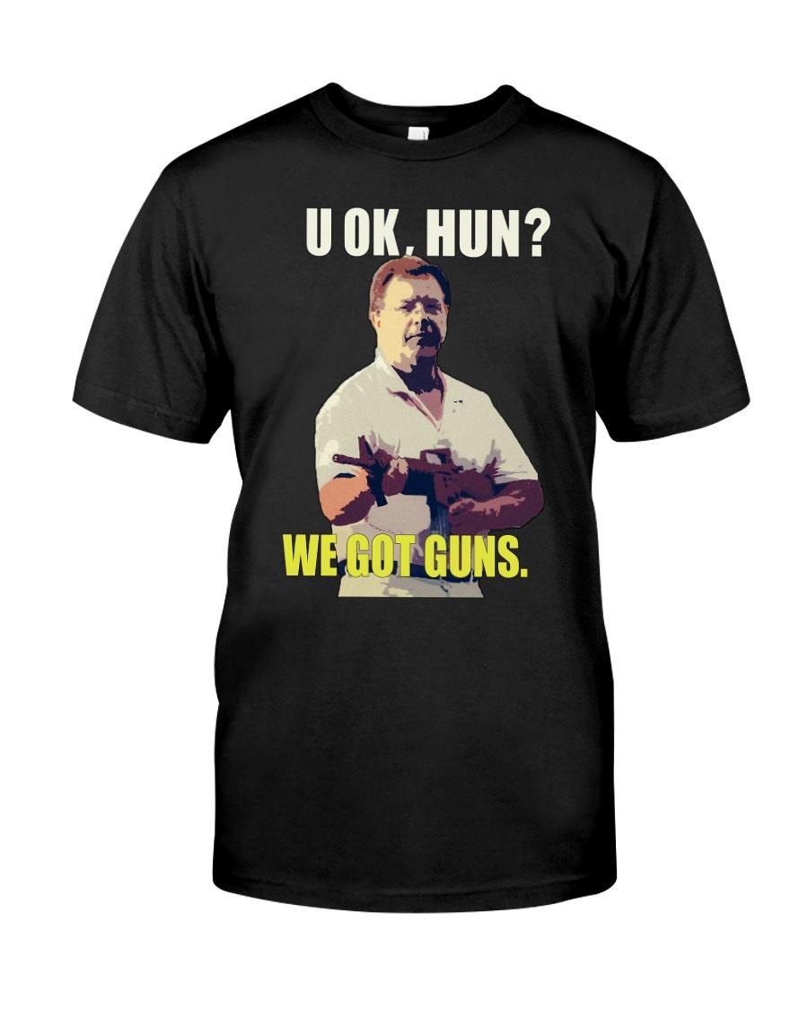 We Got Guns Classic T-Shirt