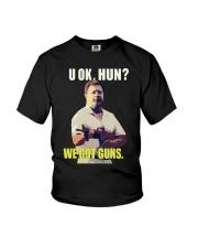 We Got Guns Youth T-Shirt thumbnail