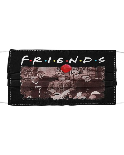 Horror Friends 2 Face Mask