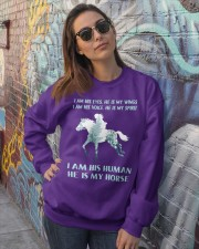 LIMITED EDITION Crewneck Sweatshirt lifestyle-unisex-sweatshirt-front-3