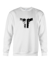 GUNS DOWN - MALCOLM X Crewneck Sweatshirt thumbnail