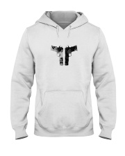 GUNS DOWN - MALCOLM X Hooded Sweatshirt thumbnail