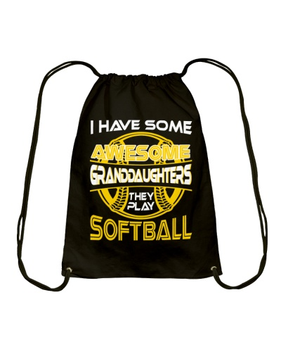I Have Some Awesome Granddaughters Play Softball