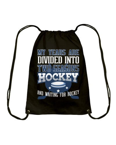 My Years Are Divided Into Two Seasons Hockey
