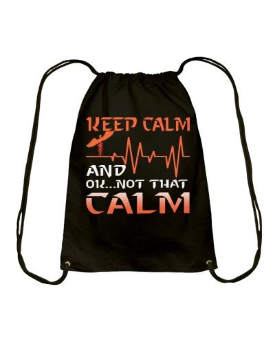 Nursing - Keep Calm And Ok Not That Calm