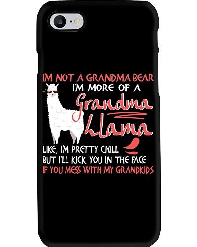 I'm More Of A Grandma Llama