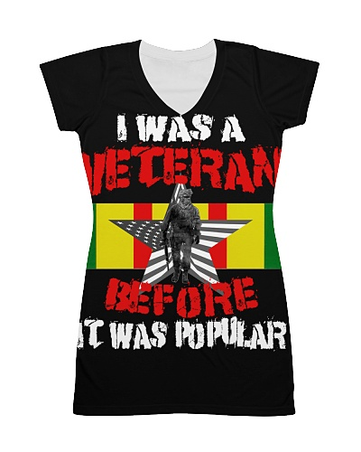 I Was A Veteran Before It Was Popular
