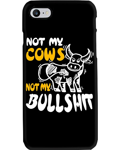 Not My Cows Not My Bullshit