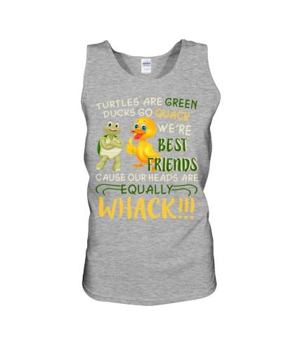Turtles Are Green Ducks Go Quack