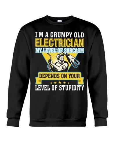 I'm A Grumpy Old Electrician