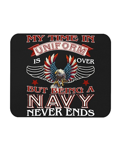 Being a Navy Never Ends