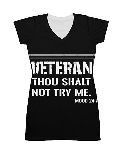 Veteran Thou Shalt Not Try Me