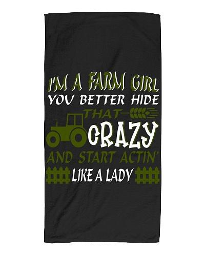 I'm A Farm Girl