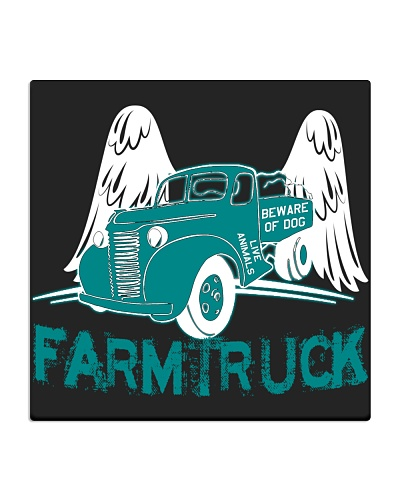 Farm Truck Best Gift For Farmer