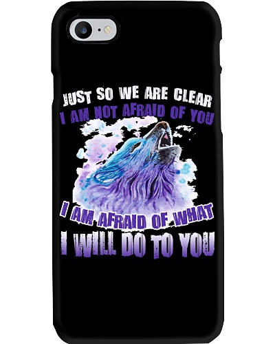 Wolf Lover - Just So We Are Clear