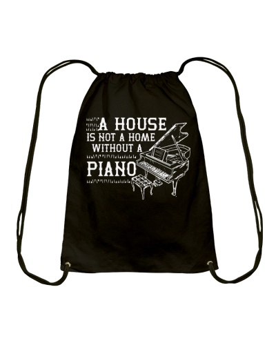 A House Is Not A Home Without A Piano