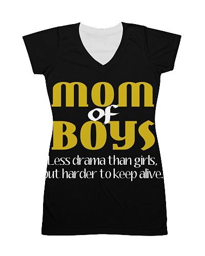 Mom Of Boys Less Drama Than Girl