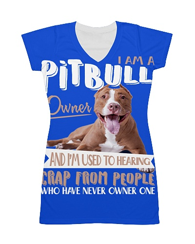 I am a Pitbull Owner Pitbull Lover