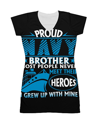 Proud Navy Brother