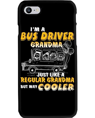 I'm A Bus Driver Grandma