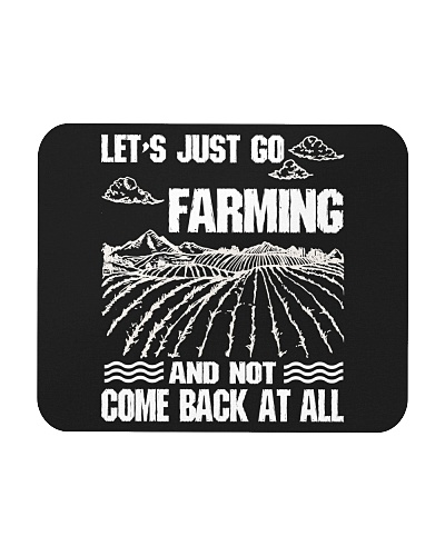 Let's Just Go Farming