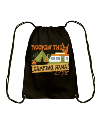 Rockin' The Camping Nana Life