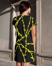 The Shocker All-over Dress aos-dress-back-lifestyle-1